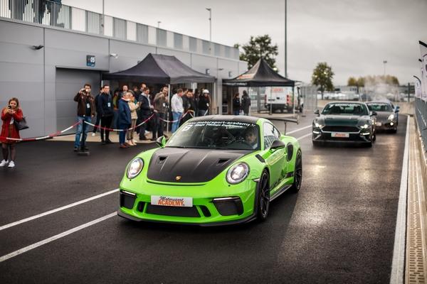 Porsche GT3 RS Le Mans Pilotage