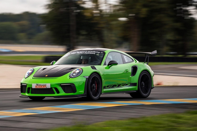 Porsche GT3 RS sur le Mans