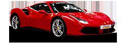 Photo détourée Ferrari 488 GTB Motorsport Academy