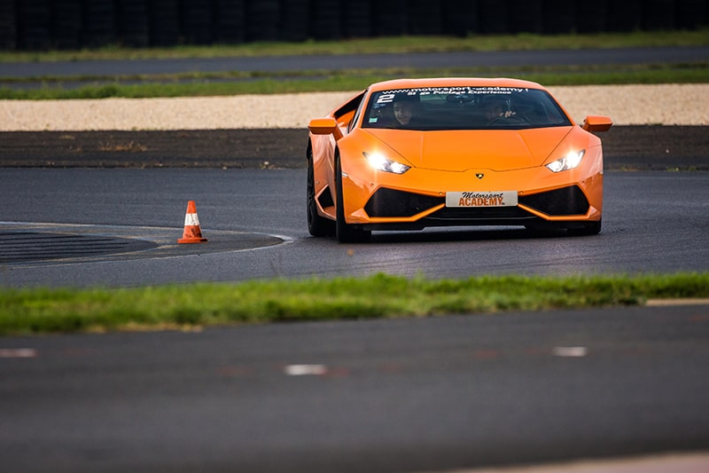 Lamborghini Huracan Circuit du Mans