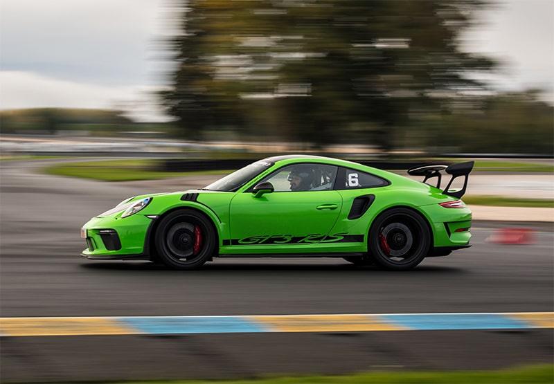 Porsche GT3 RS Le Mans