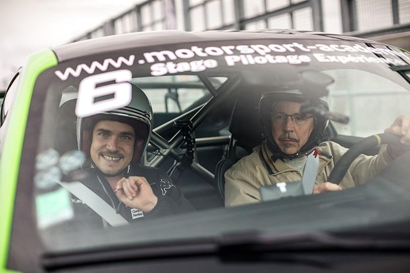 Porsche GT3 RS Stagiaire et Pilote au Mans
